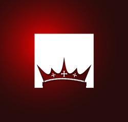 logo couronne roi