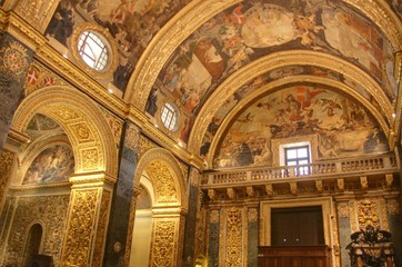 cathedrale de la valette