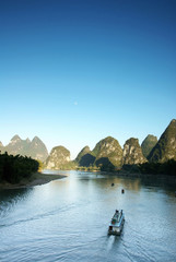 Keuken foto achterwand China li-river yangshuo china