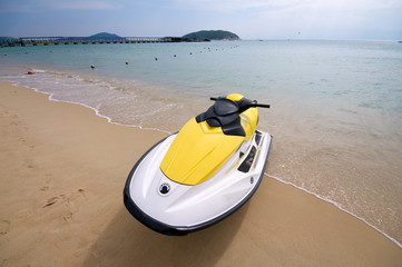 Beach speed boat cruizer