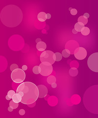 Vector colorful abstract background with bubble
