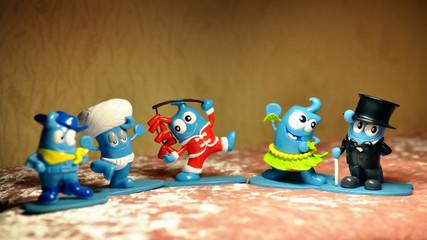 Lovely doll toys
