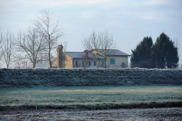 inverno paesaggio 1509