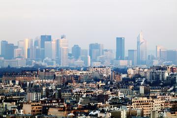 Paris et la Défense