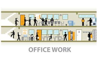 Ufficio lavoro squadra