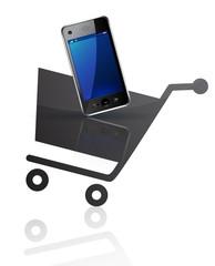 achat et vente de smartphone