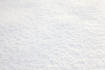 Snow and snowflakes texture