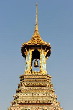 Golden Roof of Wat Phra Keaw