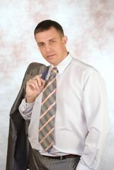 Portrait of the  businessman