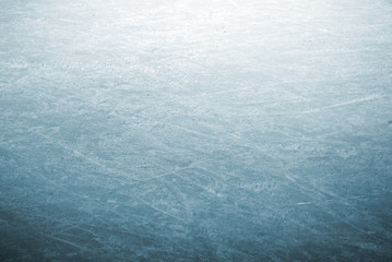 Ice skate park