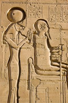 Sekhmet and Ptah