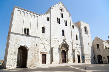 Italy, The Basilica of Saint Nicholas in Bari