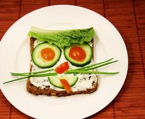 herzhaftes Brot