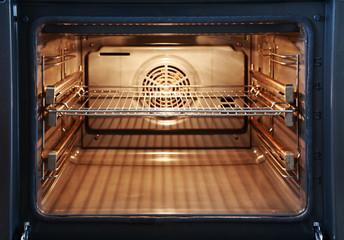 Open oven