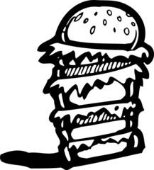 Hamburger.FastFood.