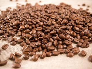 Wall Murals Coffee beans Coffee beans