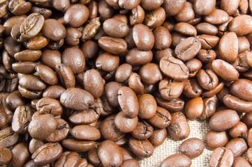 Aluminium Prints Coffee beans Coffee beans