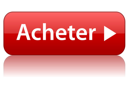 "Bouton Web ""ACHETER"" (achat en ligne shopping ajouter au panier)"