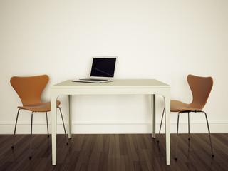 modern interior office