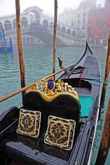 venezia gondola rialto 812