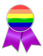 Pride Support Ribbon