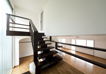 interior of a modern house