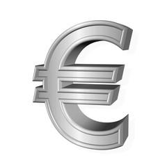 Euro 3D gris