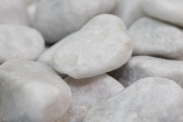Acrylic Prints Stones in Sand Kieselsteine