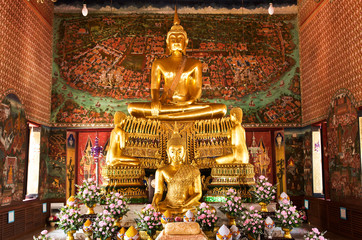 image of buddha in temple