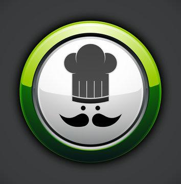 icône cuisinier