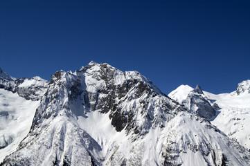 Mountains, Caucasus, Dombay