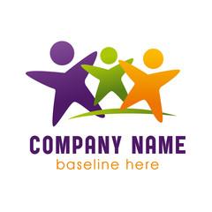 social dynamic logo