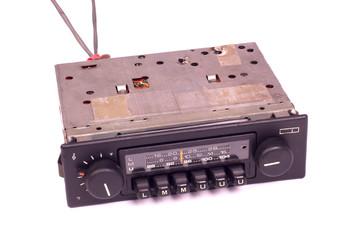 Classic carradio