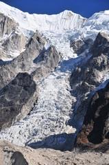 glaciers d'himalaya