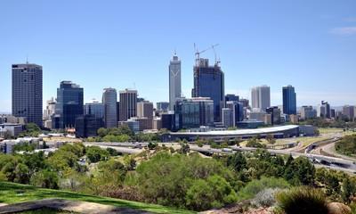 skyline de Perth