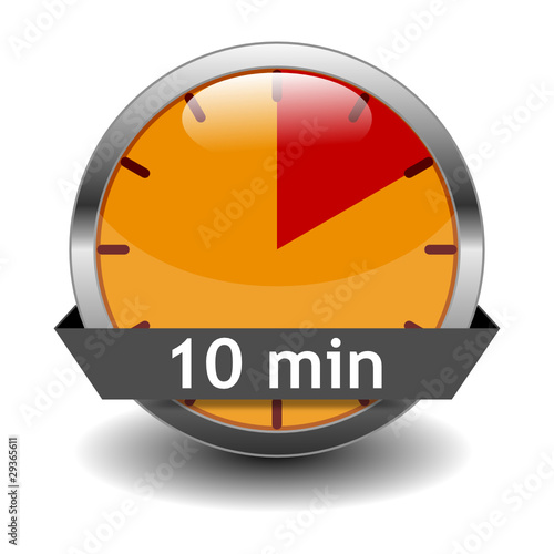 iconset timer 10min stock image and royalty free vector files on