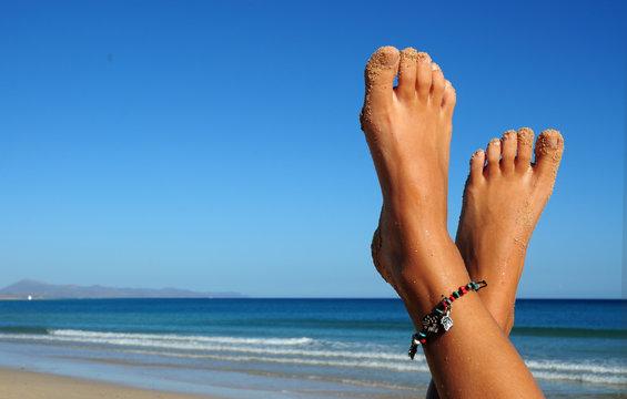 piedi felici