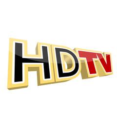 HD TV 3d