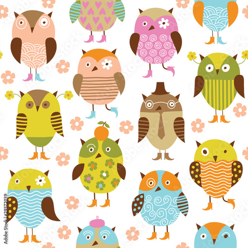 Free Owl Hat Crochet Pattern  Daisy Cottage Designs