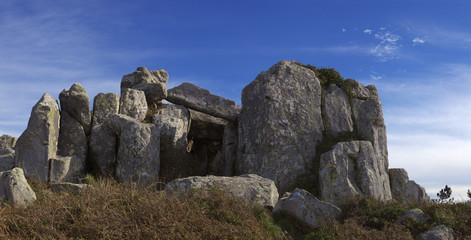 Ancient Megalith ruins Wall mural