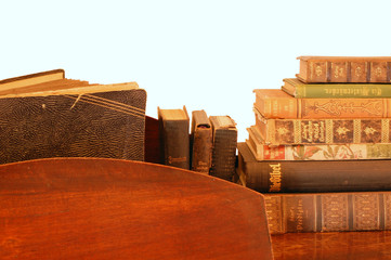 Alte Bücher / Antike Buecher