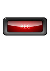 Rec Button Red