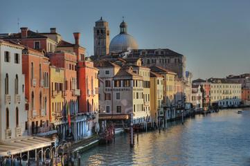 veduta canal grande venezia 833