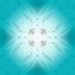 Абстрактный симметричный узорчатый фон