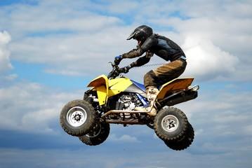 quad sauteur