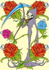 floral evil