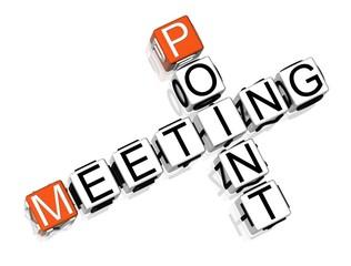 Meeting Point Crossword