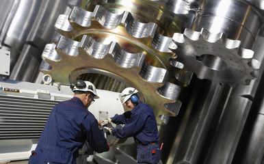 steel and metal works