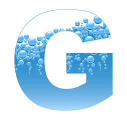 Search photos by pierluigi surace bubbles and water isolated alphabet letter g altavistaventures Images