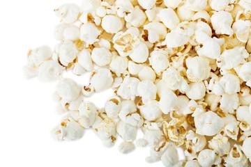 Popcorn isolated
